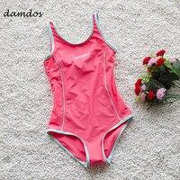 Bikini 2019 Swimwear Girls Kids Swimsuit Beach Dress One piece Summer Clothes Bathing Suit Girls Swimming Wear Tankini Biquini