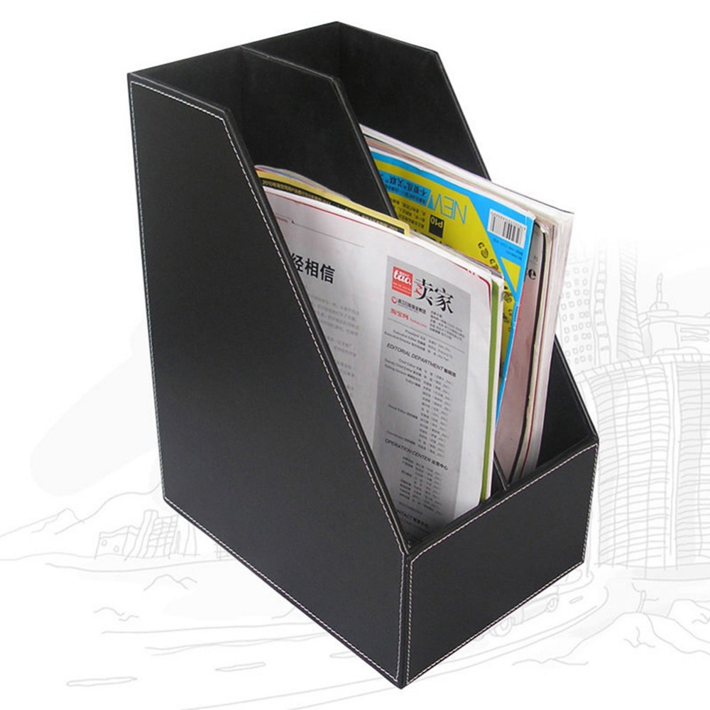 Ever Perfect 5Pcs/Set Business Desk File Cabinet Stand Stationery Organizer  Pen Holder Box File Rack Ashtray T24 H In Storage Boxes U0026 Bins From Home ...