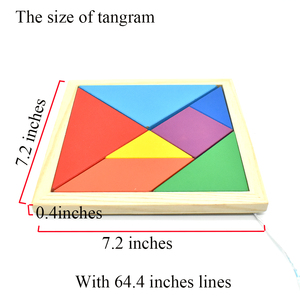 Image 2 - Escape Room Prop Tangram Props to Controll 12V Magnet Lock Escape Room Game Puzzle