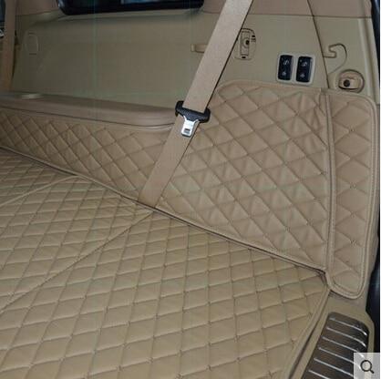 CHOWTOTO AA Benz Özel GL350 Trunk Paspaslar 7 seats MB GL 350 - Araç Içi Aksesuarları - Fotoğraf 4