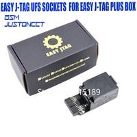 Easy Jtag Plus box UFS BGA153 Sockets for easy j tag plus box