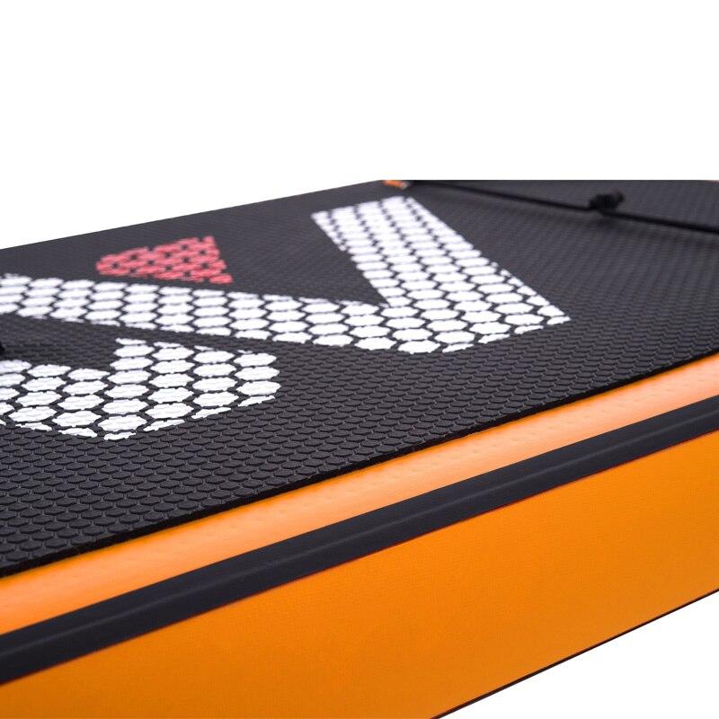 Planche de surf gonflable 315*75*15 cm FUSION 2019 stand up paddle planche de surf AQUA MARINA planche de sport nautique ISUP B01004 - 6
