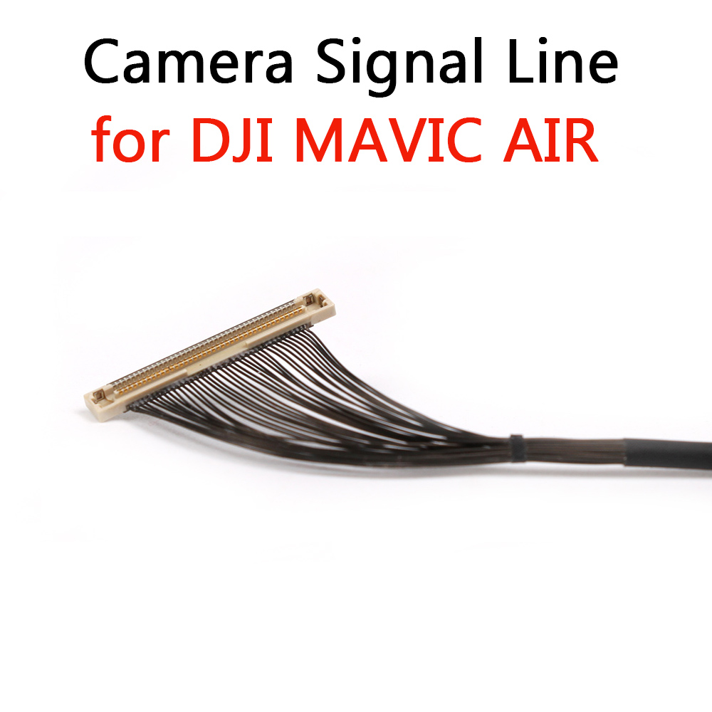 For DJI Mavic Air Flex Flat Cable Repairing Wire Video Cable PTZ Camera Signal Transmission Line for DJI MAVIC AIR Accessories