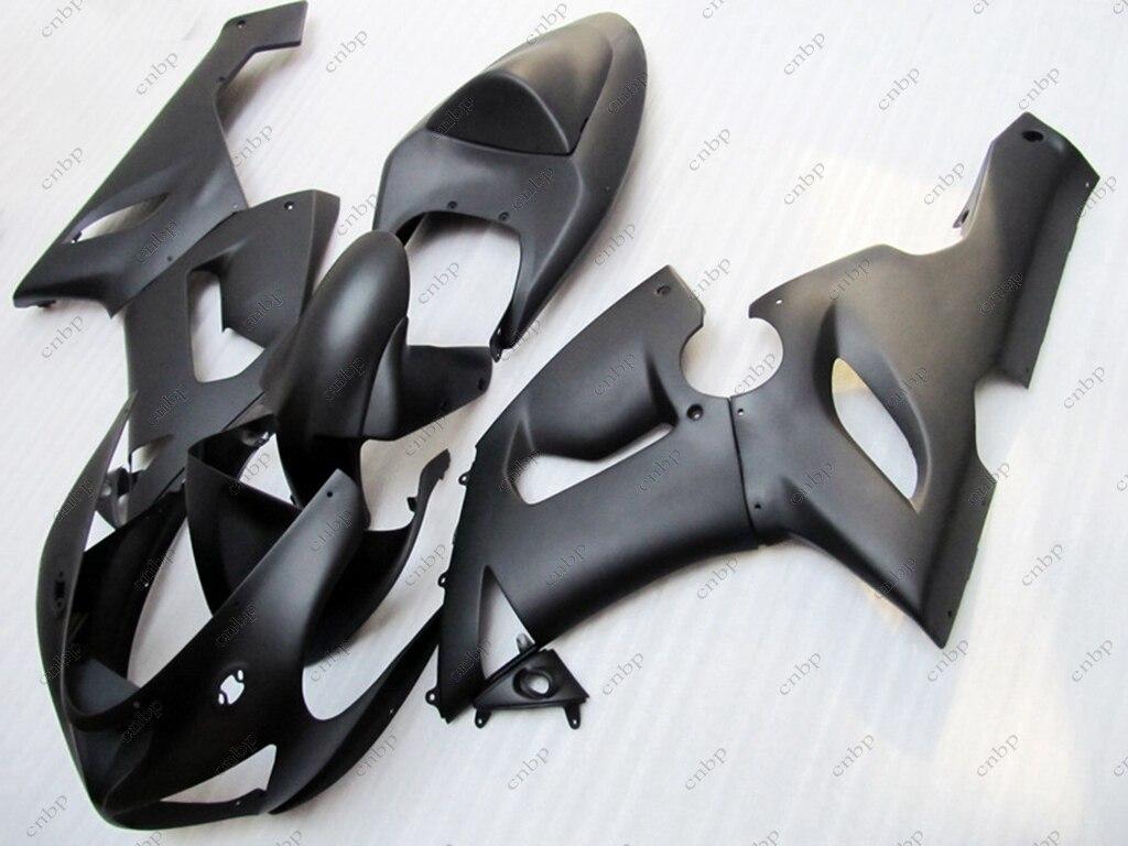 Fairings for Kawasaki ZX6r 2005 Fairing ZX6r 636 2006 2005 - 2006 Black Fairing Kits Ninja ZX-6r 2006