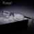 2017 mulheres de alta qualidade óculos ópticos quadros titanium homens quadrado quadro óculos de miopia prescrição quadros ip chapeamento completo