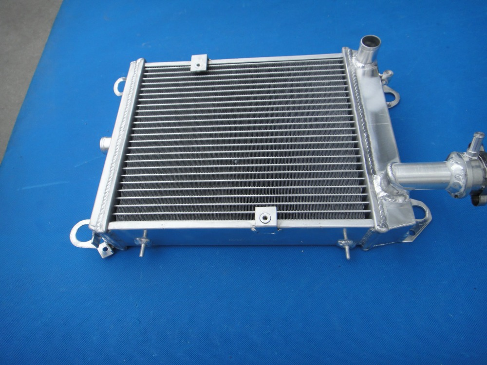 50mm ALUMINUM RADIATOR for Goldwing GL1100 GL 1100 84-87