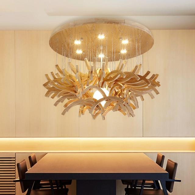 Personalità creativa illuminazione artistica ristorante luci ...