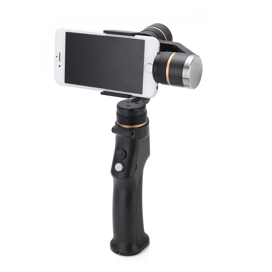 Onsale Mayitr Stabilizer Accessories Professional Handheld Gimbal Stabilizer For Smartphone Gopro 5/4/3 SJCAM