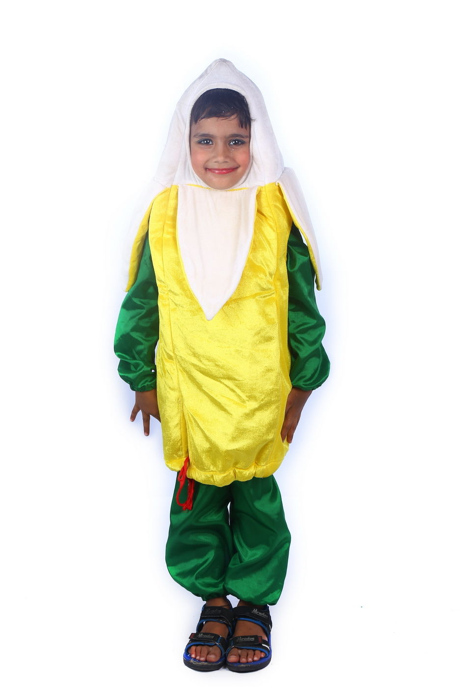 banana healthy fruit fancy dress cosplay party halloween costume for kids unisexchina - Banana Costume Halloween