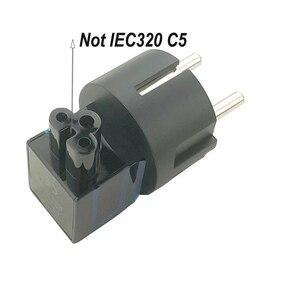 Image 4 - For HP Duckhead power plug adapter ASSY C5 3 pin Duckhead Korea EU 846250 009