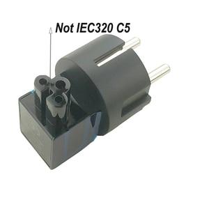 Image 4 - Para hp duckhead adaptador de tomada de alimentação assy c5 3 pinos duckhead coreia ue 846250 009