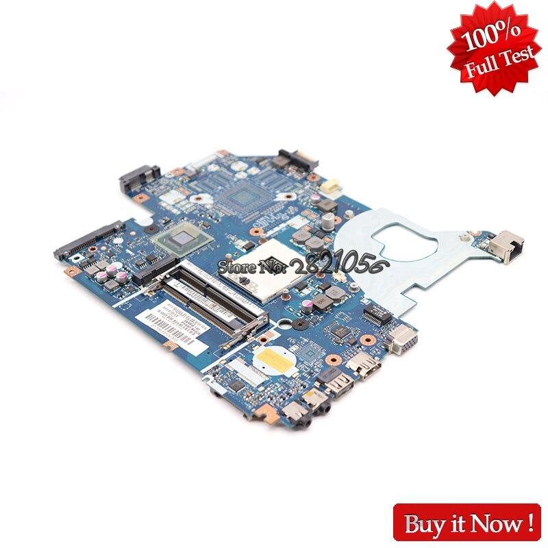 NOKOTION mère d'ordinateur portable pour acer aspire 5750 5750G LA-6901P MBR9702003 MB. R9702.003 carte principale hm65 DDR3 100% testé