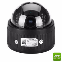 OWLCAT WiFi IP Camera PTZ Wireless AP mode 2.8-12mm Auto Focus 4X Zoom SD Card Audio (Built-in MIC) Home Dome Security Camera