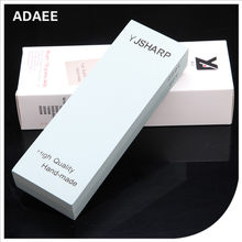400 1000 Grit Adaee Double Side Coarse Medium Sharpening Stone For Household Knives With Size 7.1'*2.4'*1.1(China)