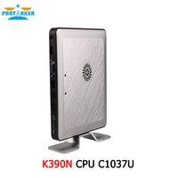 Intel Celeron 1037U Dual Core 1.8GHZ Mini PC Server with Cooling Fan K390N support 300M wifi