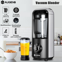 5 in 1 1.5L Vacuum High speed Multi element Juicer Multifunction Fruits Vegetables Blender Smoothie Mixer Citrus Juice Extractor