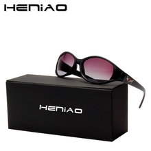Special sales New Fashion Polarized Sunglasses Women Multicolor Plastic Frame Gradient Sun Glasses Driving UV400 HD  Eyewear