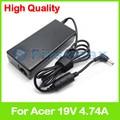 19V 4.74A 90W laptop charger ac power adapter for Acer Aspire 5741G 5741ZG 5742G 5742Z 5745G 5745PG 5745Z 5749G 5749Z 5750G