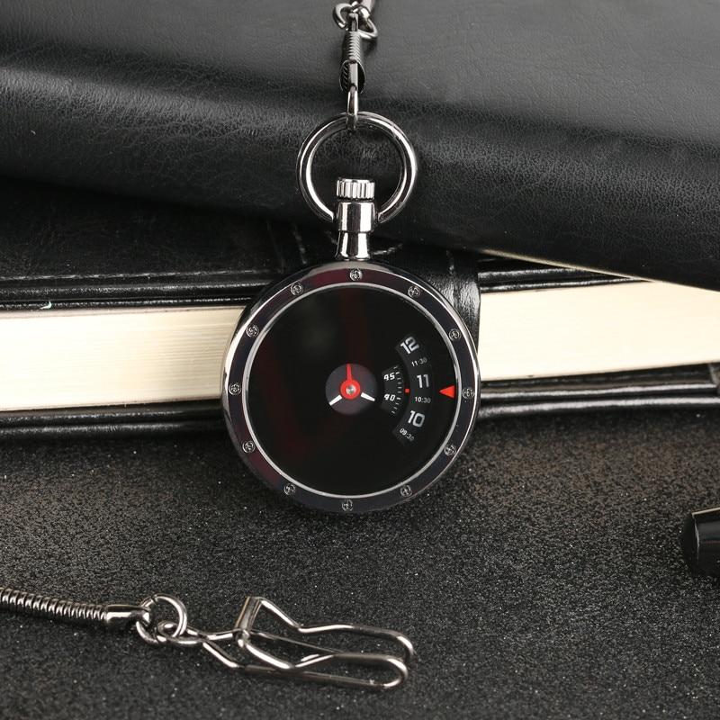 Купить высококачественные кварцевые карманные часы в стиле ретро с