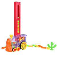 New Electric Train Head Domino Car Children S Toys With Lights And Sound Electric Cars Children