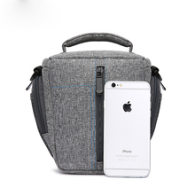 Цифровой Камера сумка Фото чехол для sony A6000 A5000 A6500 A5100 NEX-5 Canon M6 M100 M50 M5 M3 SX60 Камера чехол