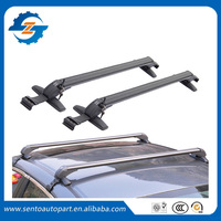 Hot Sale 2 Pieces Aluminium alloy roof rack cross bar fit for Excelle GT