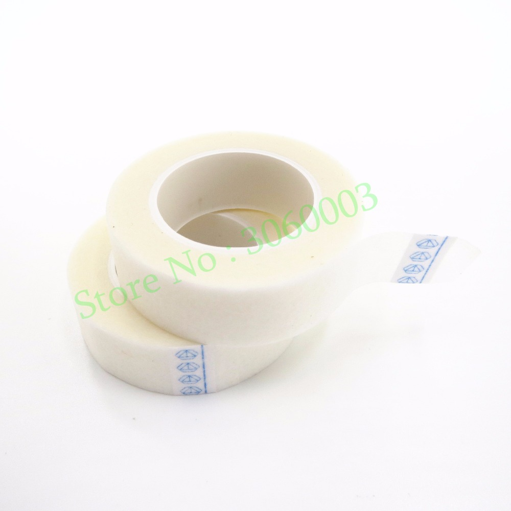 10Rolls Professional Eyelashes Lash Extension Supply Micropore Paper Medical Tape
