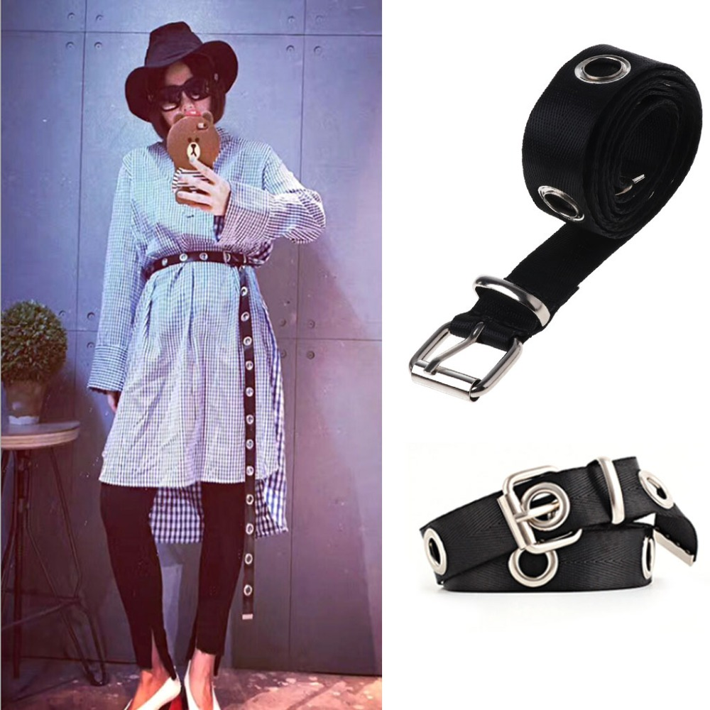 Fashion Women Waist   Belt   Waistband Faux Leather Slim Decorative Knotted Casual