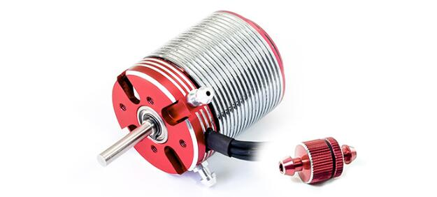 AEORC Patent Product Water cooling Brushless Motor ADS500M 1700KV Outrunner Motor Water Cooled Brushless Motor