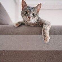 10 м ПЭТ кошка Большая защита от царапин коврик кошки Когтеточка мебель диван коготь протектор колодки для обивки кожаных стульев