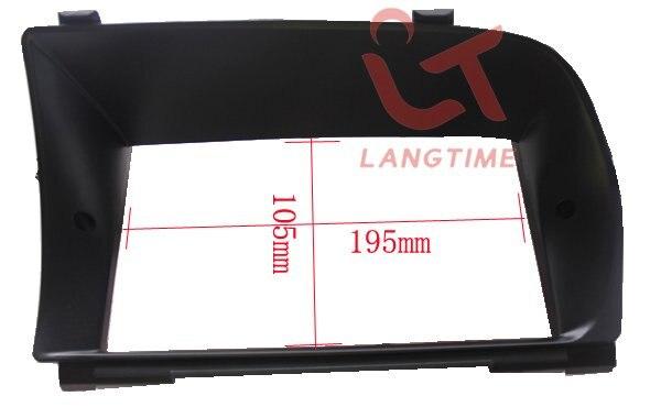 Автомобиля установке DVD рамки, панель DVD, приборов, фасции, Радио, аудиокадр для BENZ S350, пока товар появится Тач-скрин