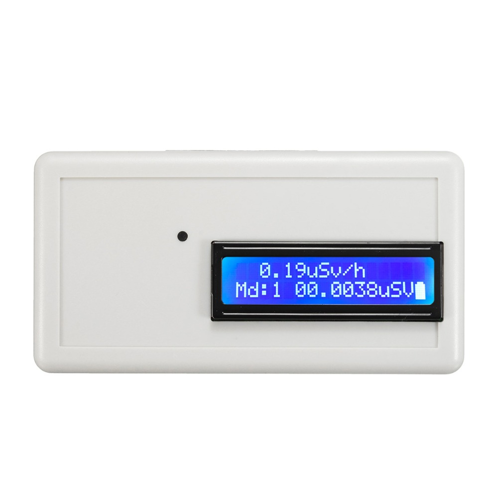 Original Handheld Geiger Counter Marble Tile a,B,X-ray Radiation Detector High Precision Individual Dose Nuclear radiation Meter gmv2s geiger counter nuclear radiation detector personal dosimeter beta gamma x ray with alarm 2 4 tft lcd radioactive detector