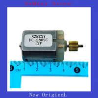 1 PCS FC-280SC FC280 280 0,8 MM 9 T 12 V Miniatur dc lokomotive schloss rückspiegel mit motor high speed motor
