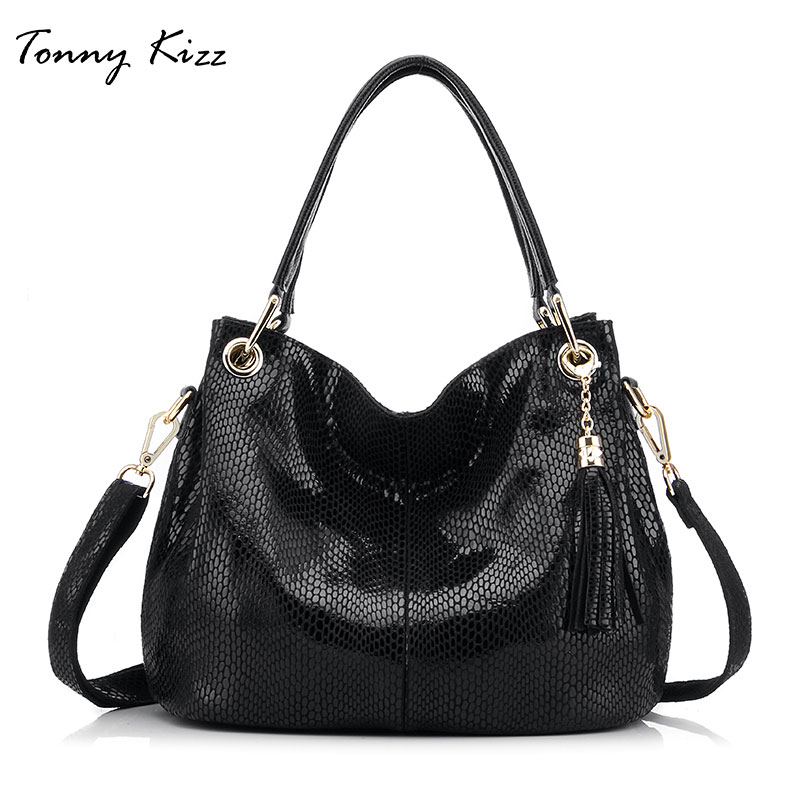 handbags genuine leather 2018 women shoulder bag crossbody bags large capacity tassels tote handbag ladies messenger purses TK veevanv women handbags office lady tote handbag fashion tassels messenger bags ladies leather shoulder bags female crossbody bag