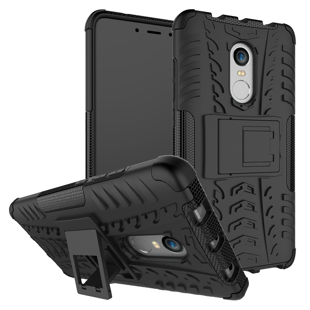 For Xiaomi Hongmi Redmi Note 4 Case Heavy Duty Armor Shockproof Hybrid Hard Rugged Rubbe ...