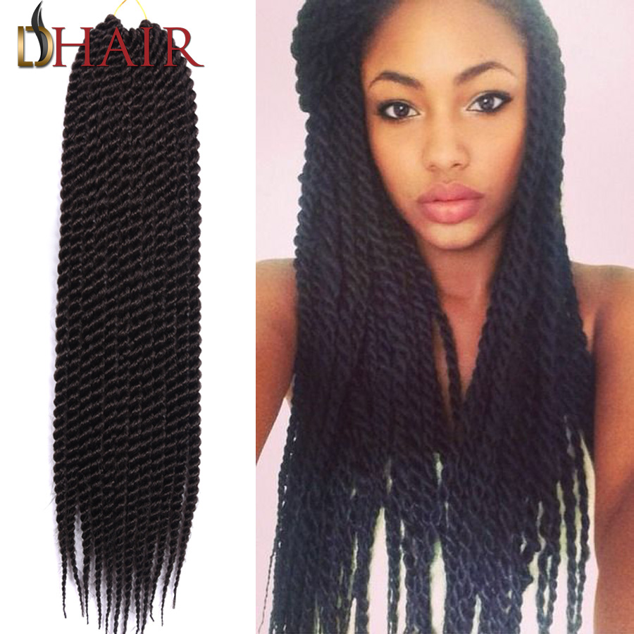 Crochet Braids Ombre Hair : Hair Extension Ombre Braiding Hair Marley Hair Crochet Braids ...
