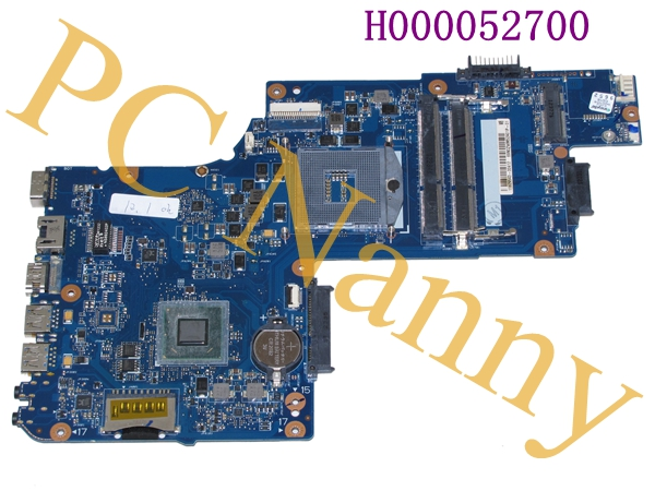 H000052700 Mainboard For Toshiba L850 Laptop Motherboard intel S989 hm76 Integrated -- Good