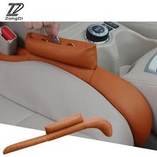 ZD 1 шт. автомобильный держатель телефона Монета карты сидений щелевая разрыв герметичные для Alfa Romeo 159 BMW E46 E39 E36 e90 E34 Audi A3 A6 C5 A4 B6 B8