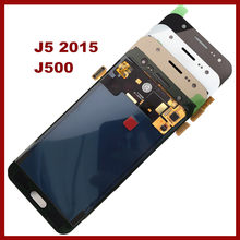 For Samsung Galaxy J5 2015 J500 J500F J500FN J500M J500H LCD Display With Touch Screen Digitizer Assembly Not Adjust Brightness(China)