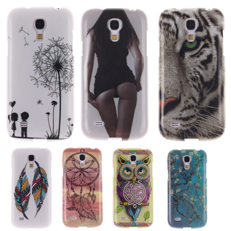 low priced 65027 ae733 Case For coque Samsung Galaxy S4 Case Silicone Cover i9190 Case for ...