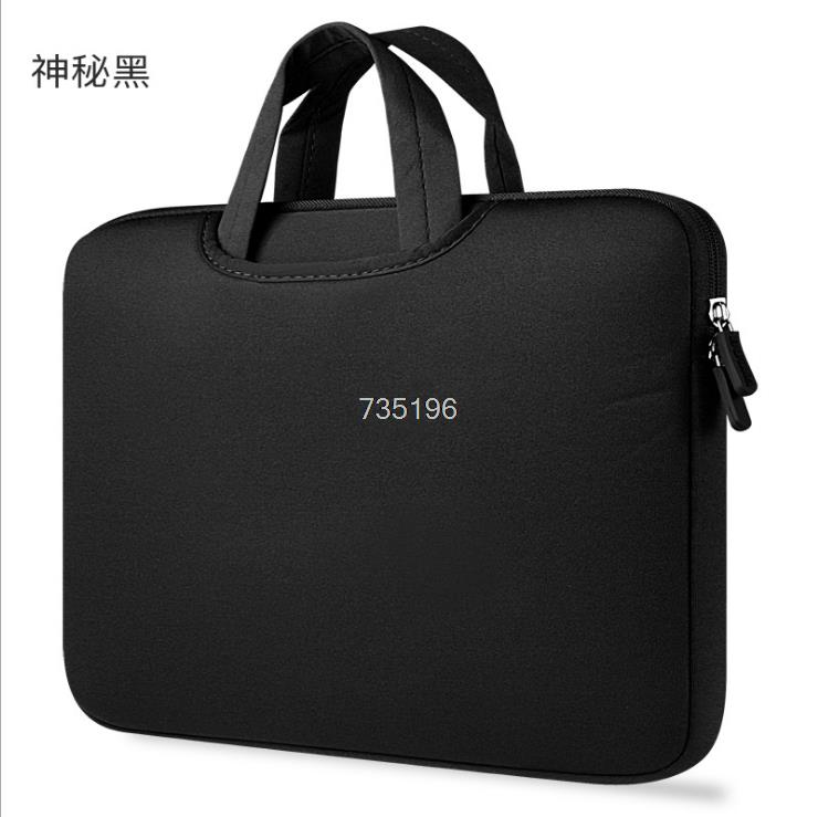 Portable Ultrabook Notebook Soft Sleeve Laptop Bag Case Smart Cover for MacBook Pro Air Retina 11 12 13 15  inch Handlebag