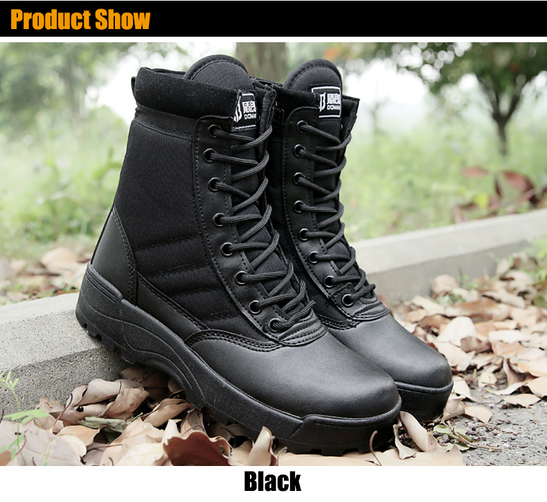 HTB14YO1nHsTMeJjSszhq6AGCFXau - Men Desert Tactical Military Boots Mens Working Safty Shoes Army Combat Boots Militares Tacticos Zapatos Men Shoes Boots Feamle
