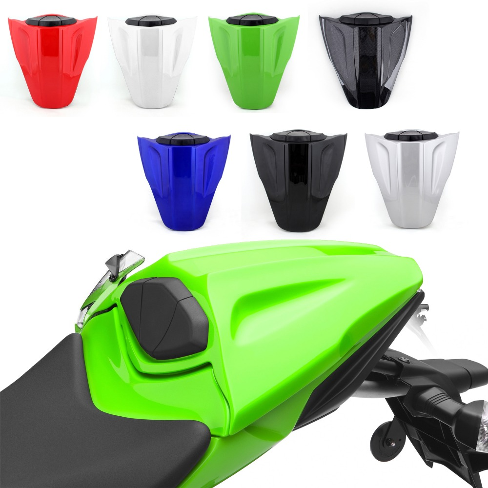 Areyourshop Motorcycle ABS Plastic Solo Rear Seat Cover Cowl For Kawasaki Ninja ZX10R 2011-2015 New Arrival Motorbike Part