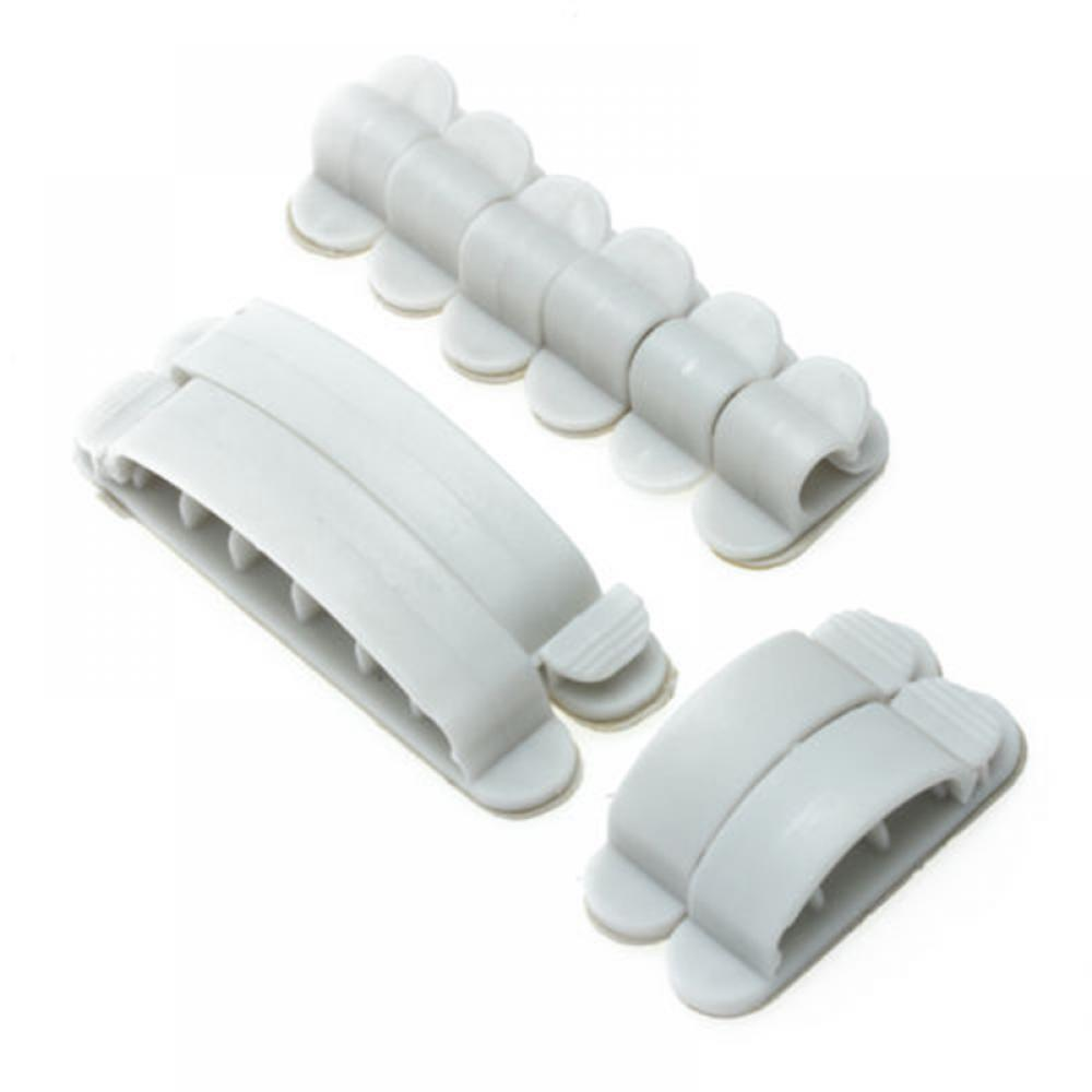 Aliexpress.com : Buy 10pcs/set Adhesive Household cable Holders ...