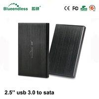 ALuminum Sata Hard Drive Laptop Hard Drive Case 2 5 Hard Drive Case Sata To Usb