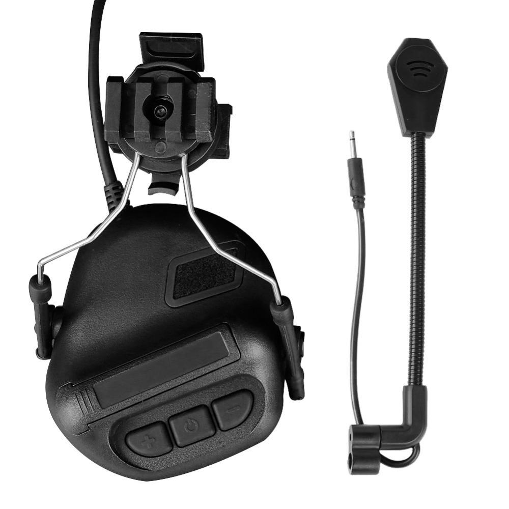 fone de ouvido tatico capacete militar fone 04