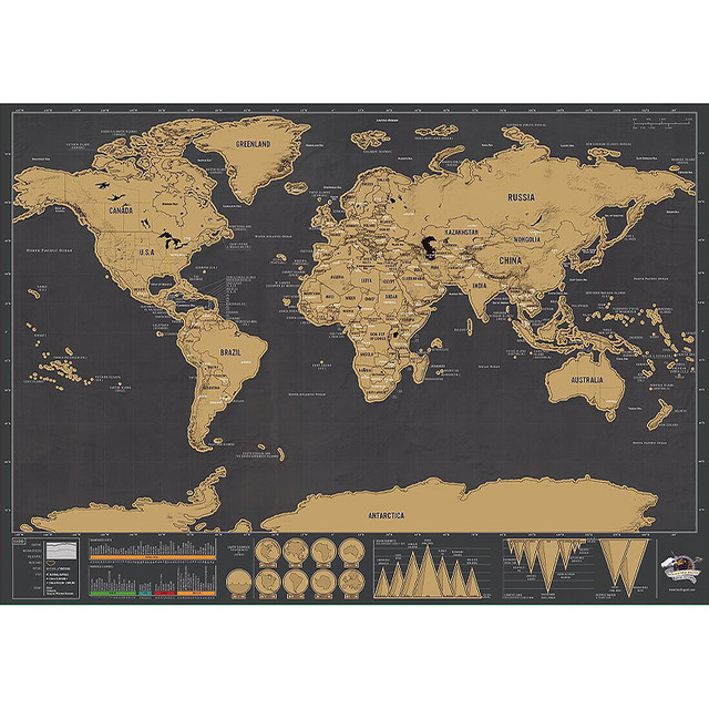Online shop 325 x 234 personalized black scratch off art world 325 x 234 personalized black scratch off art world map poster decor large deluxe poster edition travel publicscrutiny Choice Image