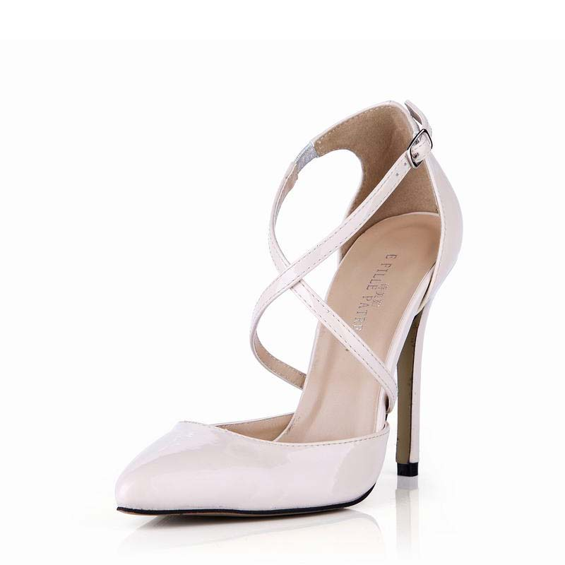 women pumps shoes woman sexy high heels zapatos mujer tacon sapato feminino wedding valentine party club ladies shoes big size plus size sexy high heels women pumps pointed toe woman ladies party valentine dress wedding shoes tenis feminino zapatos mujer