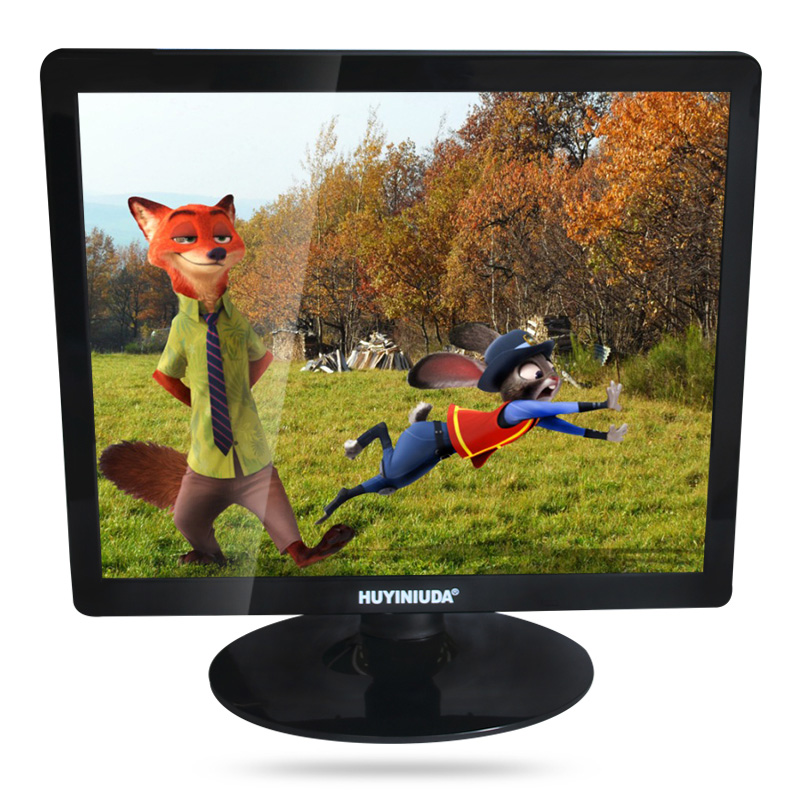 ФОТО 15'' / 15 inch vga/hdmi/av/tv/usb interface non - touch industrial and household use lcd monitor/display