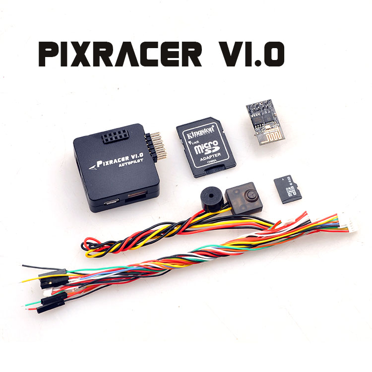 Mini Pixracer Autopilot Xracer FMU V4 V1.0 PX4 Flight Controller Board for DIY FPV Drone 250 RC Quadcopter Multicopter 2017 the new pixracer and hight quality black pixracer autopilot xracer fmu v4 px4 flight control mini version light